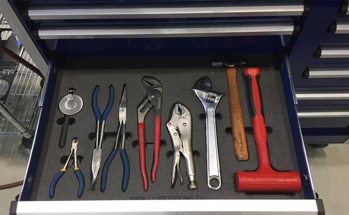 Tool Box Liner - 2
