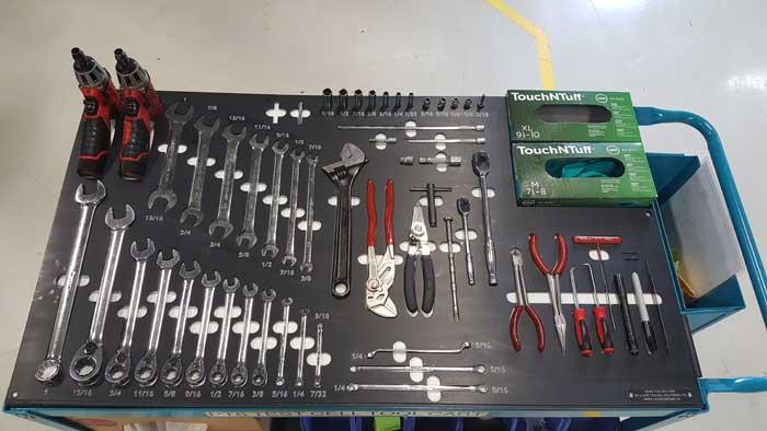 Tool Box Liner - 3