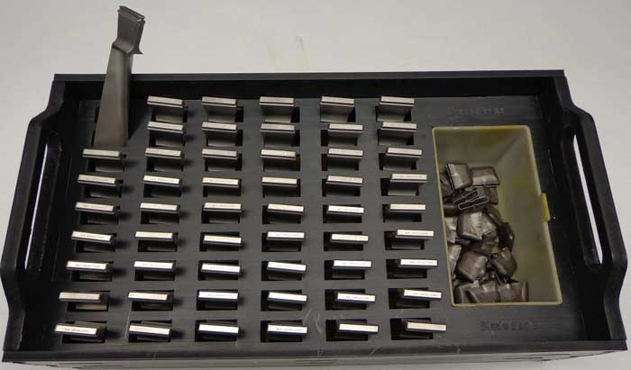 Turbine Blade Box - 2