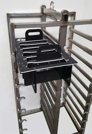 Cleaning Wash Rack